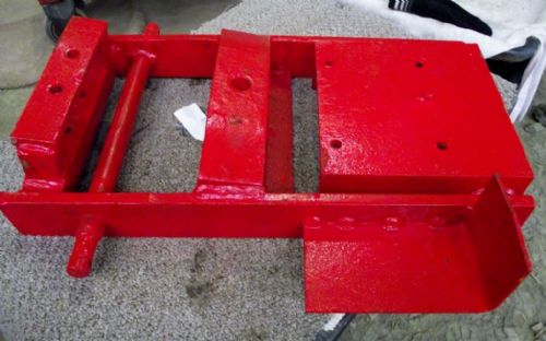 IH Tractor Draw Bar - Pick Up Hitch.